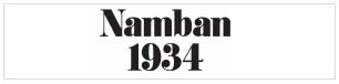 BAR  南蛮 1934